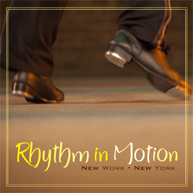 Title art for Rhythm in Motion